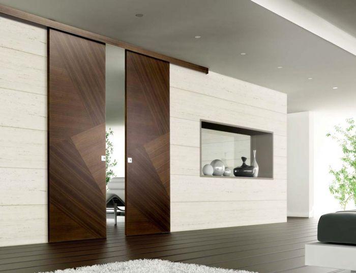 Rio CN - Porta per interni in legno