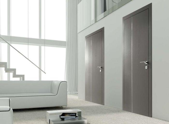 Sky - Porta per interni in frassino