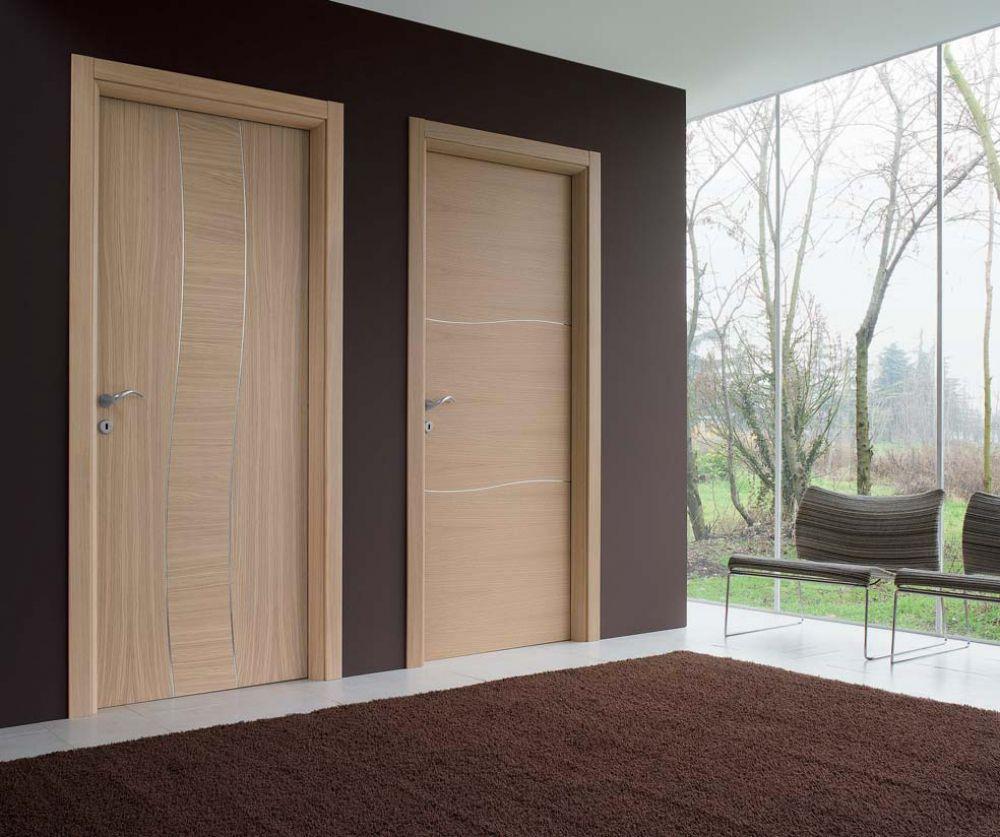 Colorado - Porte per interni in legno laccato