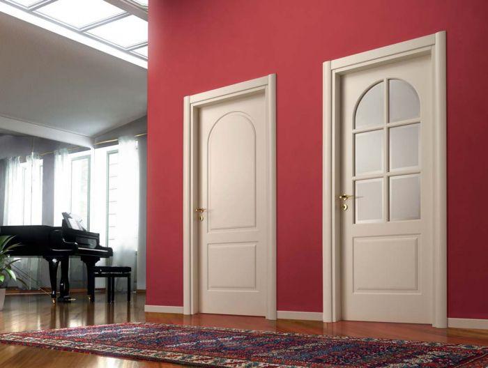 D2C - Porte classiche in legno e vetro