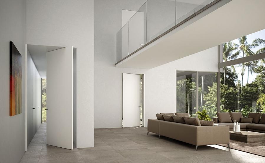 Linear Bilico Wall - Porta per interni